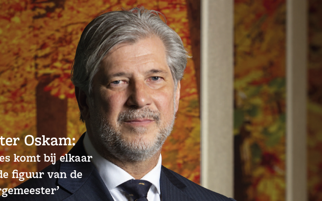 Interview Burgemeester Oskam
